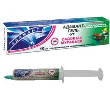 Адамант гель от садовых муравьев  10 мл