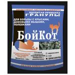 БойКот  гранулы   30 г Арахис-Шоколад