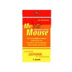 Домик Mr.Mouse  клеевой от грызунов  (1шт)