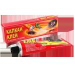 Клей  Капкан   от грызунов и насекомых 135 г/60