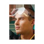 Очки защитные с прямой вентиляцией Монолюкс